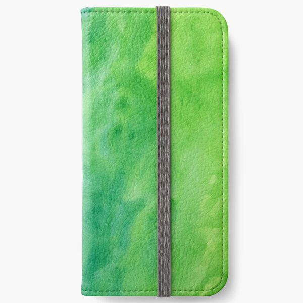 Mean and Green iPhone Wallet