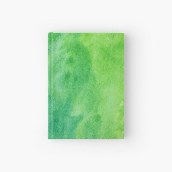 Mean and Green Hardcover Journal
