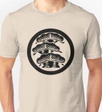 Araedahidarisankaimatsu Kamon T-Shirt