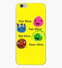 One Slime, Two Slime iPhone Case