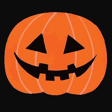 Funny Halloween Pumpkin by Maka4