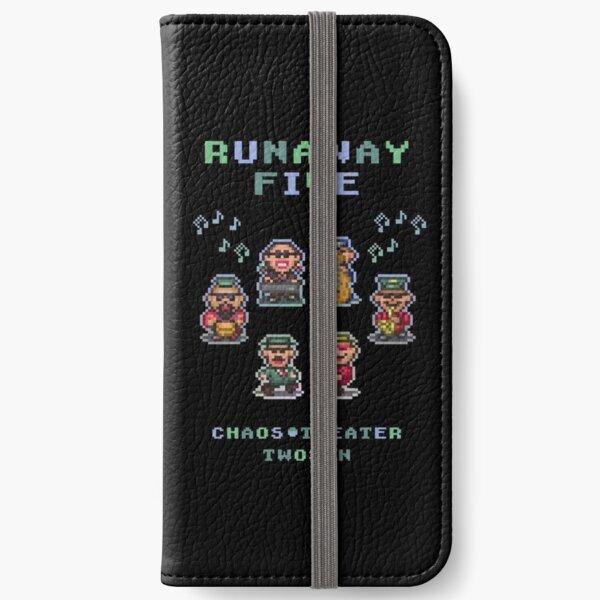 Runaway Five iPhone Wallet