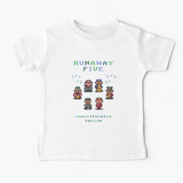Runaway Five Baby T-Shirt