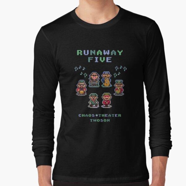 Runaway Five Long Sleeve T-Shirt