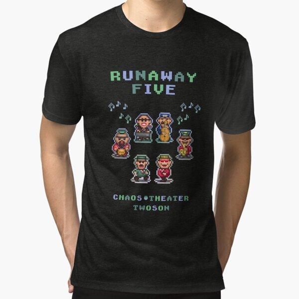 Runaway Five Tri-blend T-Shirt