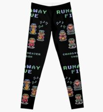 Runaway Five Leggings