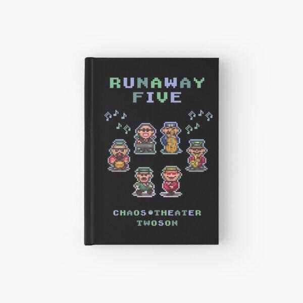 Runaway Five Hardcover Journal
