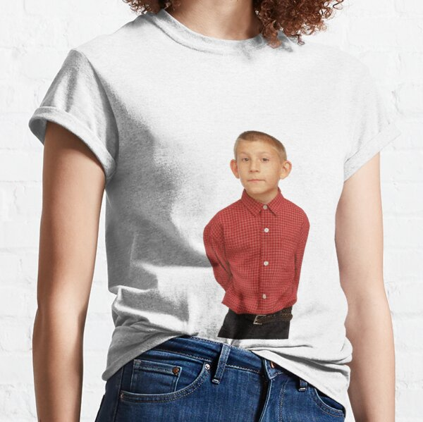 Dewey Malcolm in the middle T-shirt classique