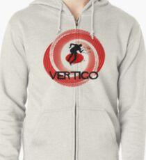 Vertigo Zipped Hoodie