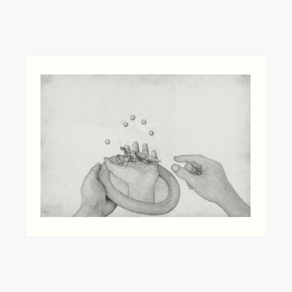 The Gift Of Prayer Art Print