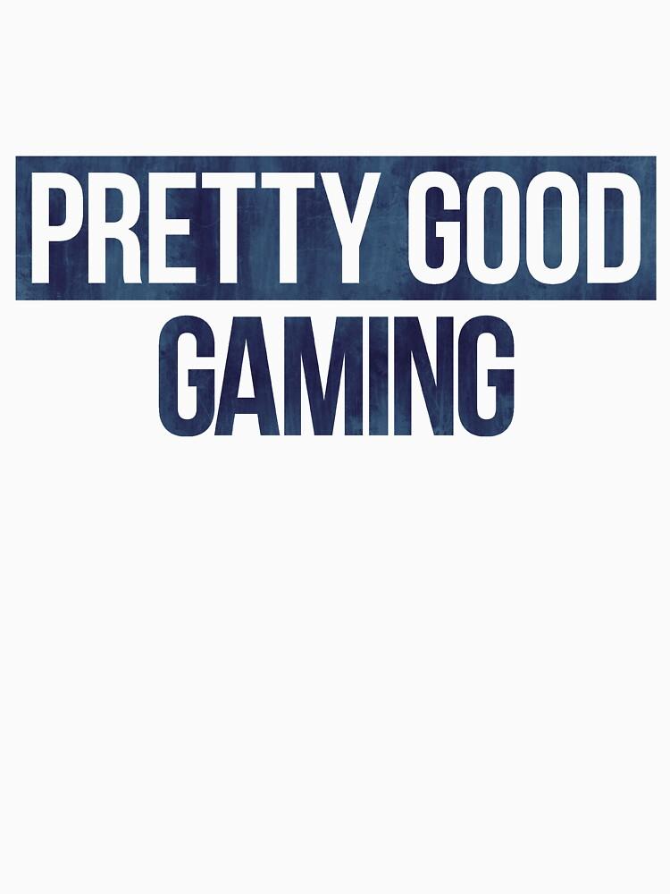 Pretty Good Gaming Logo by PGGaz