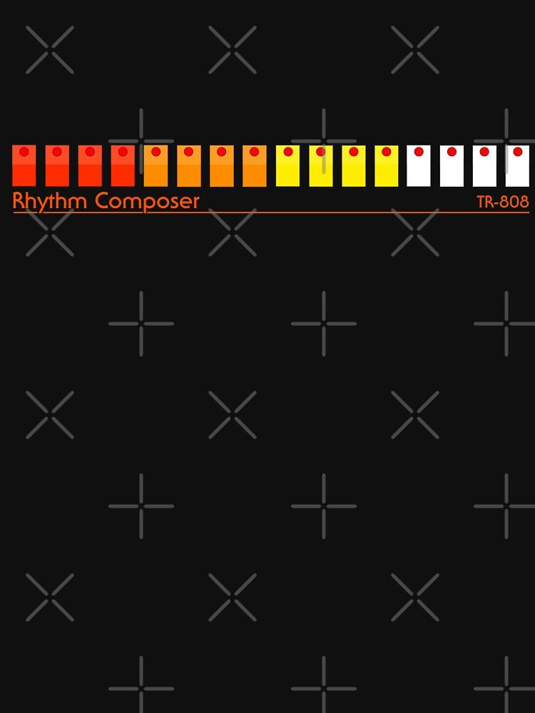 TR 808 ROLAND by RudieSeventyOne