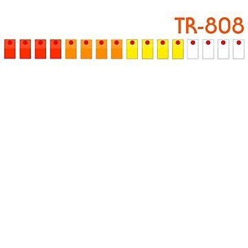 TR 808 ROLAND acid by RudieSeventyOne