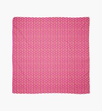 dots, dots and more dots pink Scarf