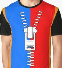 ZIPPER TWO Graphic T-Shirt