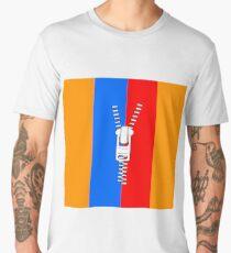 ZIPPER TWO Men's Premium T-Shirt
