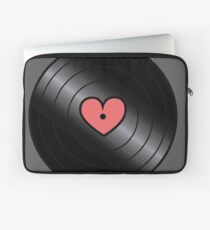 My Favorite Record Laptop Sleeve