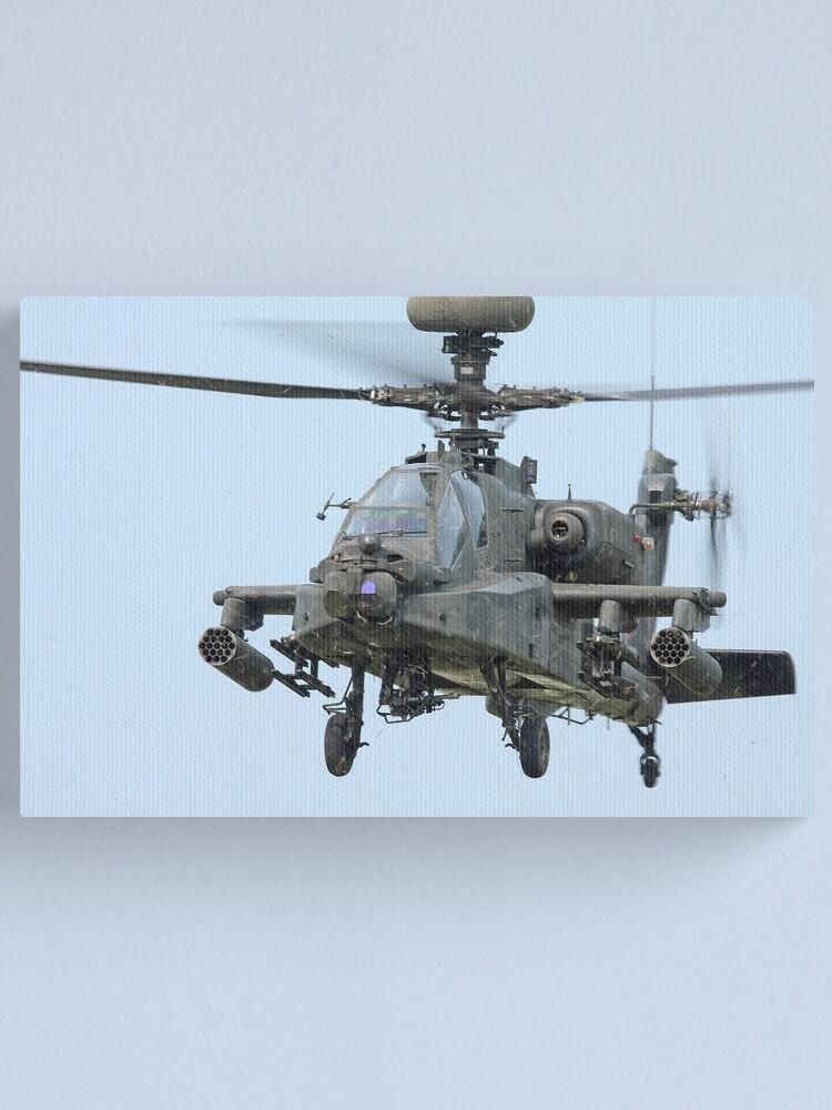 Alternate view of Apache Longbow Canvas Print
