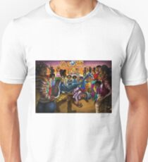 Goodtimes At Soul Train Unisex T-Shirt