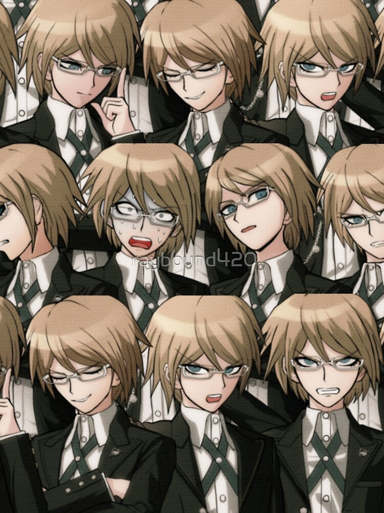 Byakuya Togami by raybound420