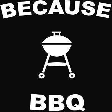 BBQ grilling shirt by Tengelmaker