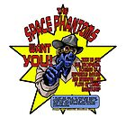 The Space Phantoms Need Henchmen! by SillWillStudios