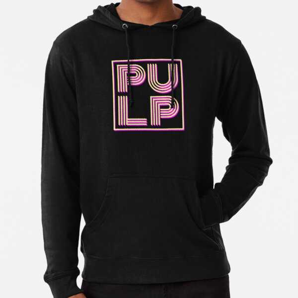 Pulp band logo  Lightweight Hoodie