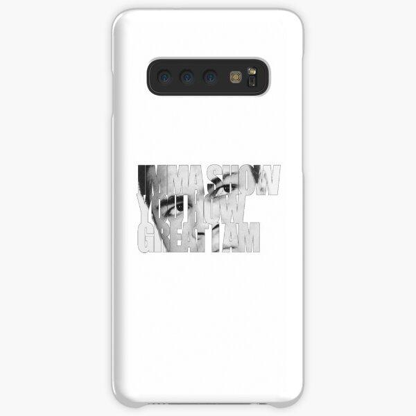 Muhammad Ali - IMMA SHOW YOU HOW GREAT I AM Samsung Galaxy Snap Case