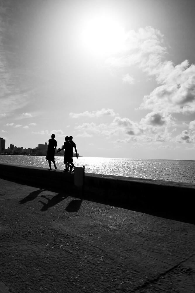 Shadows of Habana by Nayko