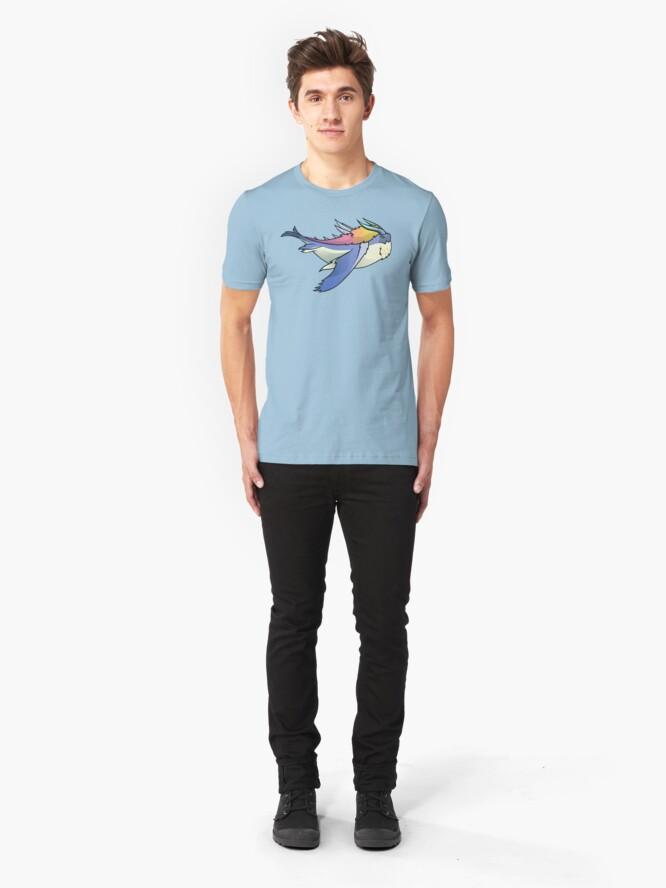 Alternate view of Ba'ul Slim Fit T-Shirt