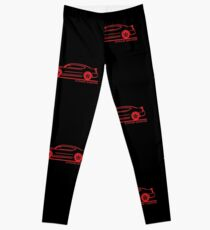 2010  New Dodge Charger Leggings
