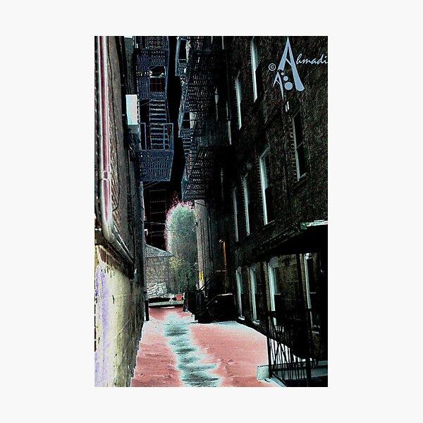 48th Street Photographic Print