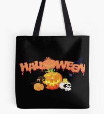Halloweenparty Tasche