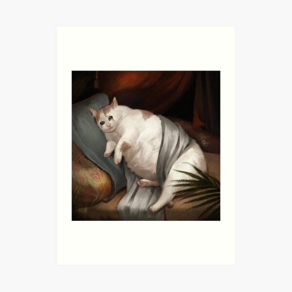 Crying in Renaissance Art Print