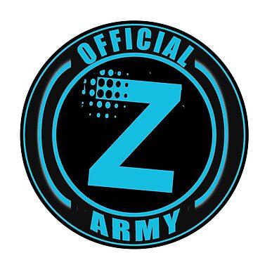 Official logo Blue by ZeeJaay25