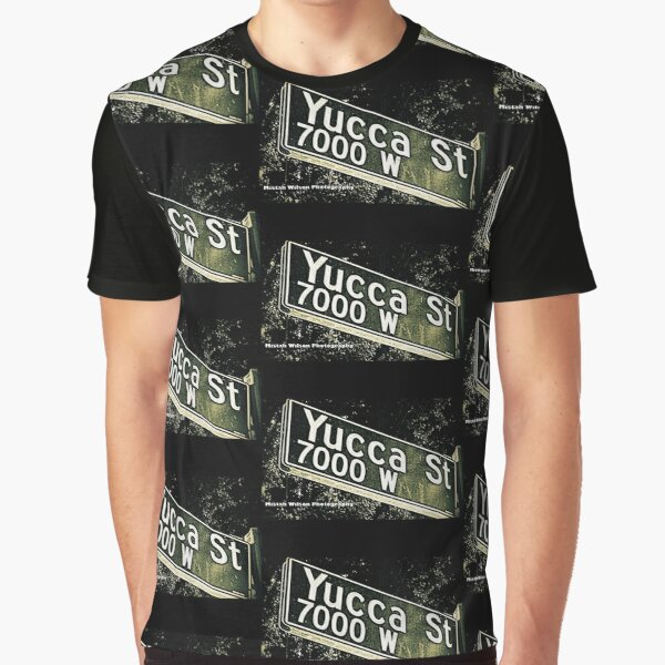 Yucca Street2 by Mistah Wilson Photography Graphic T-Shirt