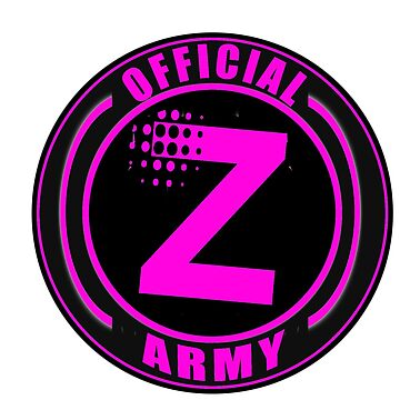 Official logo Pink by ZeeJaay25