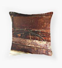 Tool Dressers Box Throw Pillow