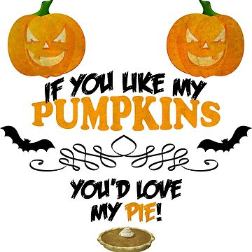 Pumpkins and Pie by Bethany-Bailey