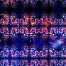 Space Triangles by creepyjoe