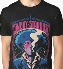 Cowboy Stardust Graphic T-Shirt