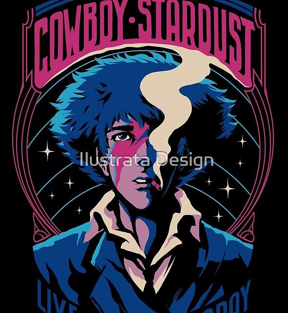 Cowboy Stardust by Ilustrata Design