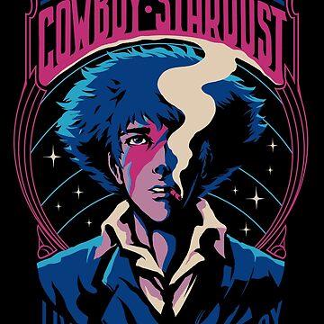 Cowboy Stardust by ilustrata