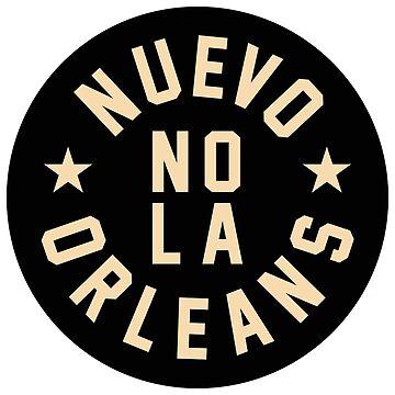 New Orlean / Nuevo Orleans - NOLA by JamesShannon