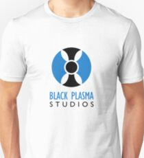 BPS Logo w/ Text (Black) Unisex T-Shirt
