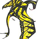 Swallowtail Butterfly Dragon by Muninn