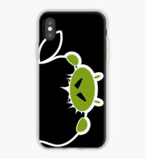 Android Bite Apple iPhone Case
