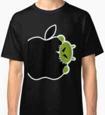 Android Bite Apple Classic T-Shirt
