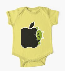 Android Bite Apple Kids Clothes