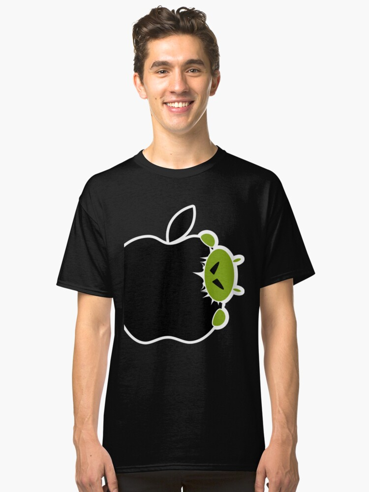 Android Bite Apple by CroDesign